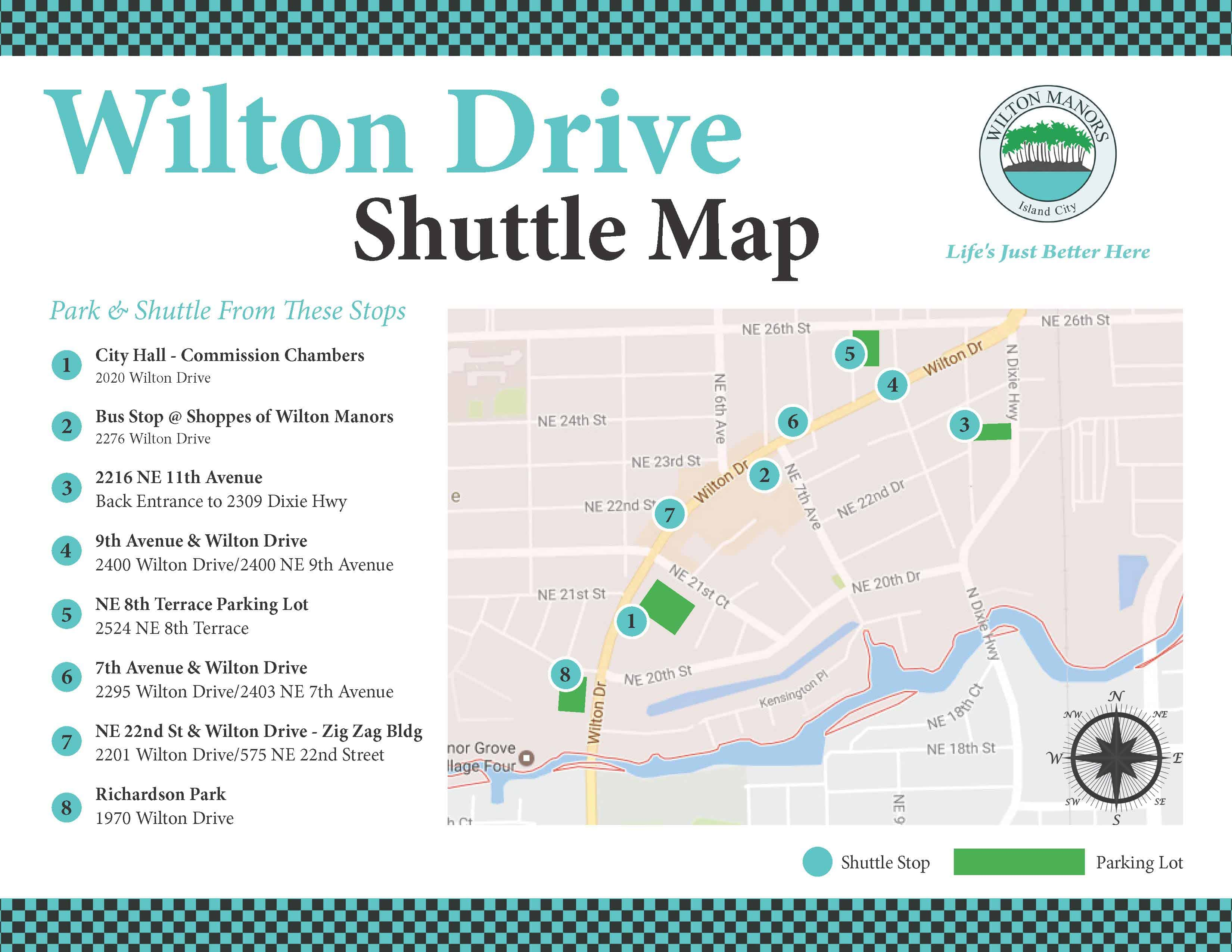 Wilton Manors Shuttle Map FINAL Broward PR on map of essex, map of westbury, map of boca, map of waukee, map of alabaster, map of chilton county, map of winsted, map of warren, map of cromwell, map of pound ridge, map of turtle lake, map of cambridge, map of woodstock, map of fort totten, map of webster city, map of city of newburgh, map of frye island, map of new london, map of new haven county, map of york,